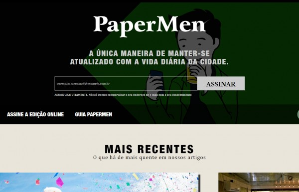 PaperMen