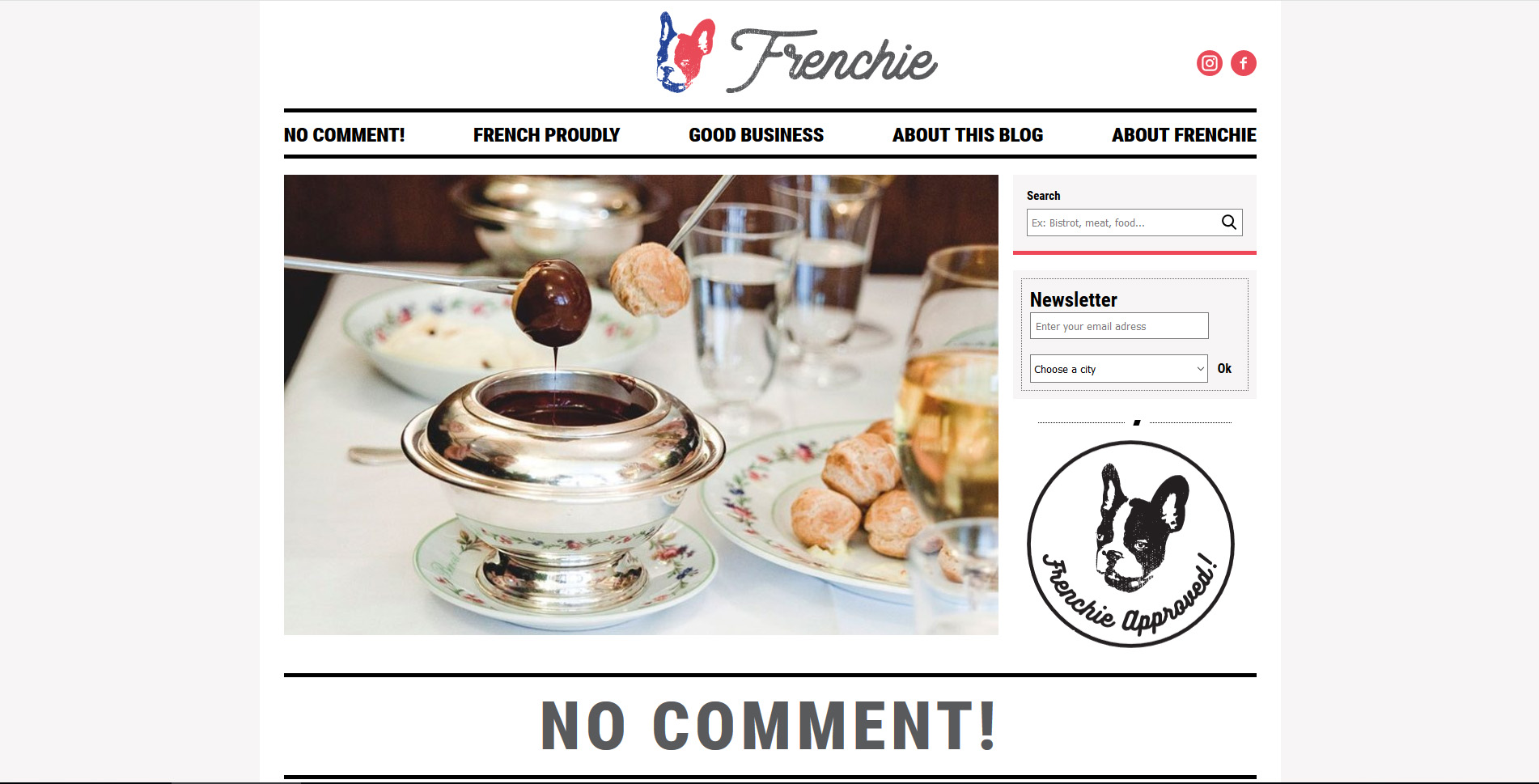 Blog Frenchie