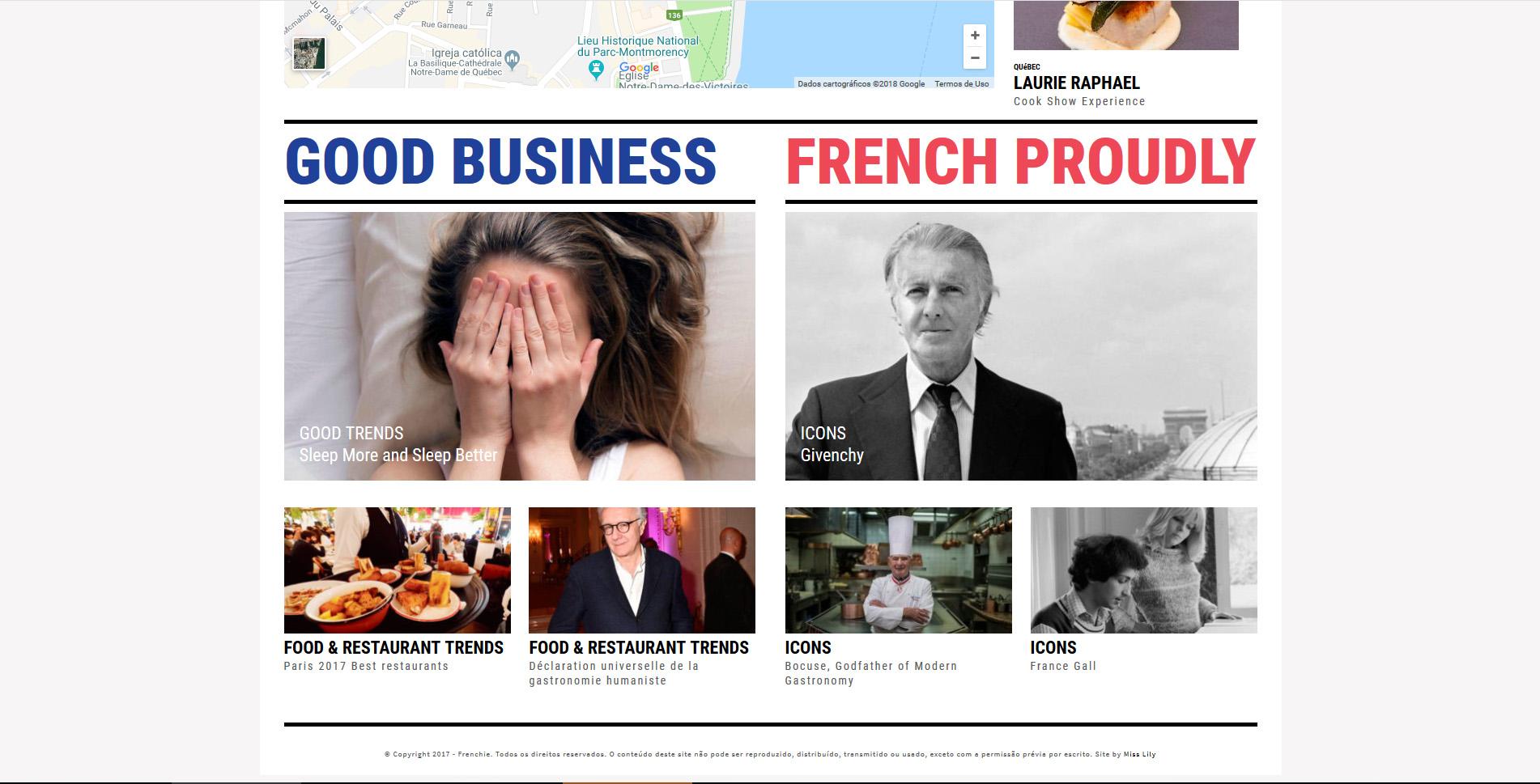Blog Frenchie